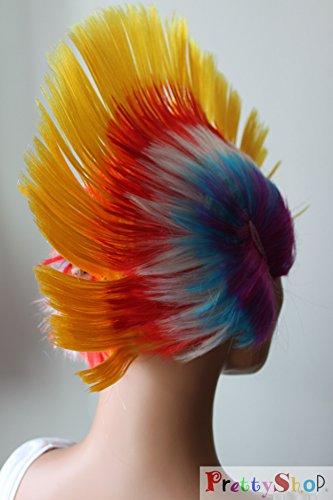 NEU supersexy Perücke wig pruik 70cm Hellblond lockig