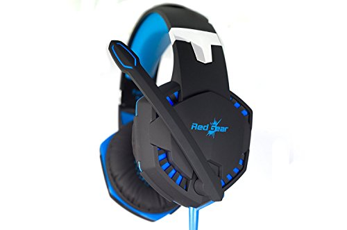 Redgear HellFury 7.1 Professional Gaming Headphones with Mic