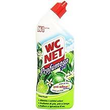 WC Net profumoso Gel Lime Fresh ml.700 - [Pack de 8]