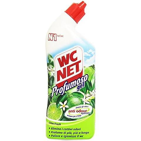 WC Net profumoso Gel Lime Fresh ml.700