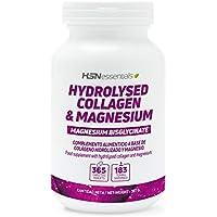 HSN Essentials - Colágeno Hidrolizado con Magnesio - Salud para las Articulaciones - Olvídate del Dolor