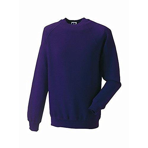 Russell Jerzees Colours - Sweatshirt classique - Homme (XL) (Violet)