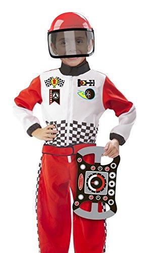 62 - Rennfahrerkostüm (Halloween-kostüm-party-die Gewinner)