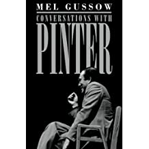 Conversations with Pinter by Mel Gussow (1994-07-01)