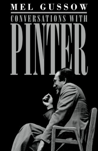 Conversations with Pinter (Limelight) (English Edition)