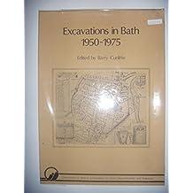 Excavations in Bath, 1950-75