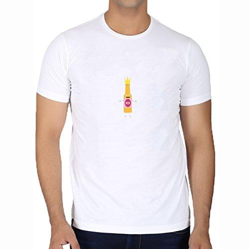 camiseta-blanca-con-cuello-redondo-para-los-hombres-tamano-s-reina-la-botella-de-cerveza-crone-by-il