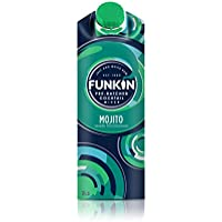 Funkin Mojito Cocktail Mixer, 1 L - Pack of 6