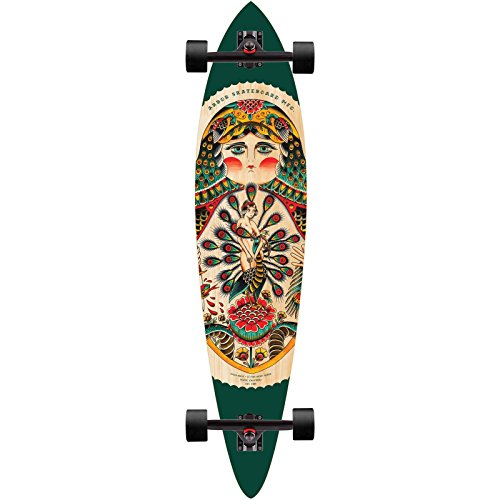 Arbor Longboard Fish GT Artist Collection 39 Zoll (99,06cm), Size: 39 Zoll - (99cm) (Deck Sealer)