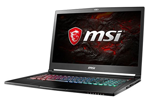 MSI Gaming GS73 7RE i7 17.3 inch HDD+SSD Black