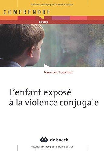 L'enfant exposé à la violence conjugale