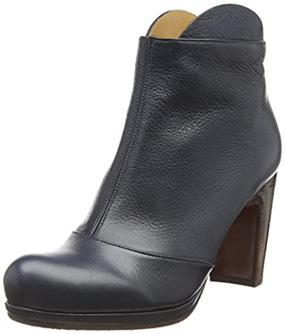Chie Mihara Women Goio Ankle Boots, Blue (Loreto Petrol), 6 UK 39 EU