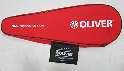 Oliver Fullsize Thermobag Schlägerhülle Squash Badminton red