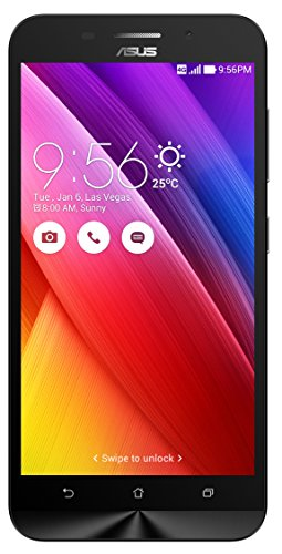 Asus Zenfone Max ZC550KL-6A076IN (Black, 3GB, 32GB)