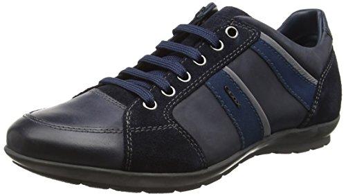 Geox Herren Uomo Symbol A Low-Top Blau (Navyc4002)