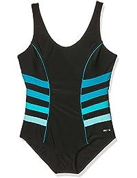 Beco–Bañador para mujer (Copa C de Basics, mujer, Badeanzug C-Cup-Basics, azul, 50
