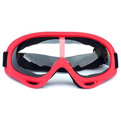 Occhiali da sci Occhiali da sci da sci anti-UV Occhiali da sole Occhiali Occhiali antivento Attrezzature sportive Occhiali da sci invernali professionali for bambini Uomini Donne ( Color : Color 1 )