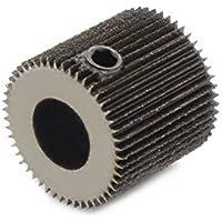 Extruder Vorschubrad für 1,75/3mm Filament 50 Zähne