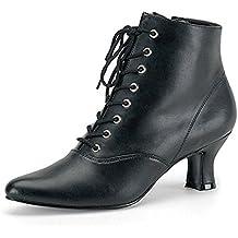 8878898627ce Higher-Heels Funtasma Renaissance-Schuhe Victorian-35