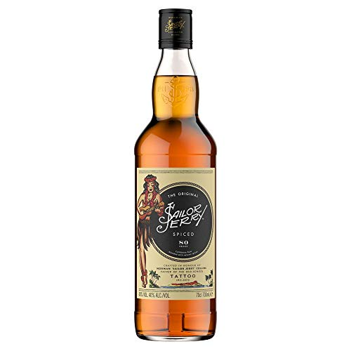 Sailor Jerry Spiced Rum (1 x 0.7 l)