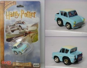 Choro Q Harry Potter Ford Anglia (japan import) (Harry-potter-ford Anglia)