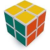 2x 2x 2Shengshou Cubo Blanco de Aurora velocidad rompecabezas de Rubik juguete 2x 2Nuevo