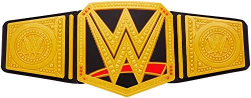 WWE Mattel FMJ91 - Championship Gürtel, verstellbar mit Metallapplikationen (Jungen Wwe-kostüme Für)