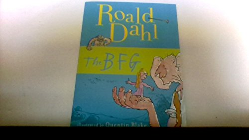 Book cover for The BFG