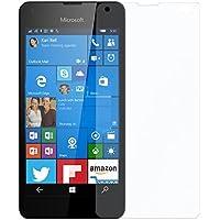 Kit Me Out IT® 10 Pellicole protettive con panno in microfibra per Microsoft Lumia 550