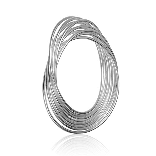 nykkola-gioielli-placcati-argento-sterling-925multiple-hula-hoop-twist-bracciale-per-uomo-e-donna