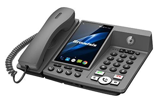 Teléfono IP Escritorio Servicio VoIP- Android 4G-