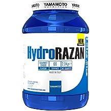 Yamamoto Nutrition Hydro RAZAN® new formula integratore alimentare a base di proteine del siero del latte idrolizzate Optipep® 90 con aggiunta di probiotici ed enzimi digestivi gusto Vaniglia 2000 g