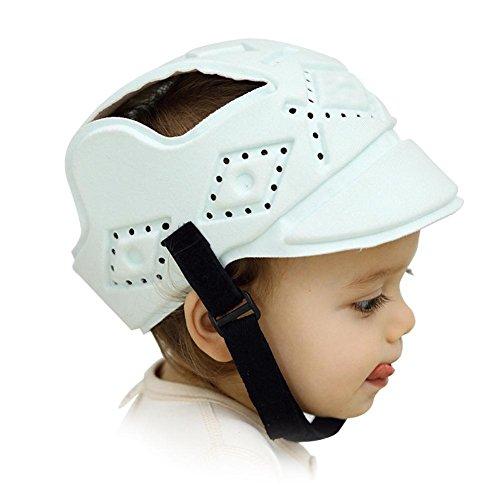 Babyhelm Krabbeln Schutz Kopfschutz Kopfschutzmütze 40-60 cm Ultraleicht 360-Grad-Schutz Bequem Und Atmungsaktiv Geeignet Für Kleinkinder Von 6 Monaten Bis 80 Monaten -
