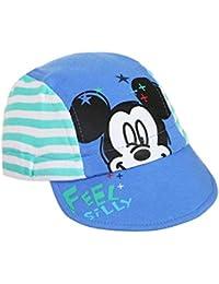 Disney Mickey Babies Gorra de béisbol 2016 Collection - Azul 9967d7c004d