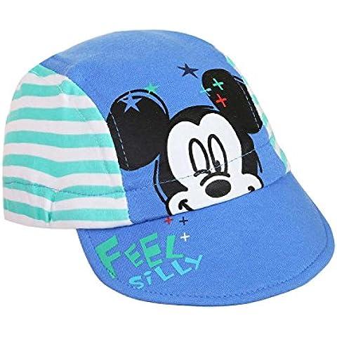 Disney Mickey Babies Gorra de béisbol 2016 Collection - Azul