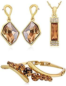 Neoglory Jewellery 14 K Gold Sch