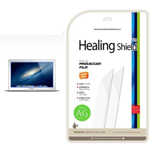 Heilung Shield AG nanovid Anti-Fingerprint LCD-Bildschirmschutzfolie für Apple MacBook Air 11