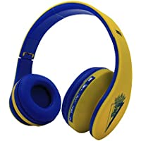 Ziu Smart Items Cádiz Club de Fútbol - Auriculares Bluetooth, color amarillo