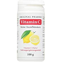Vitamin C - Original Pharno - reine Ascorbinsäure - 100g