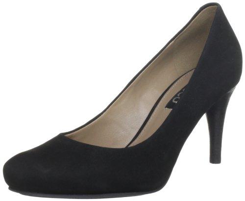 ECCO Shoes Lisbon 80mm, Damen Pumps Schwarz (Black)