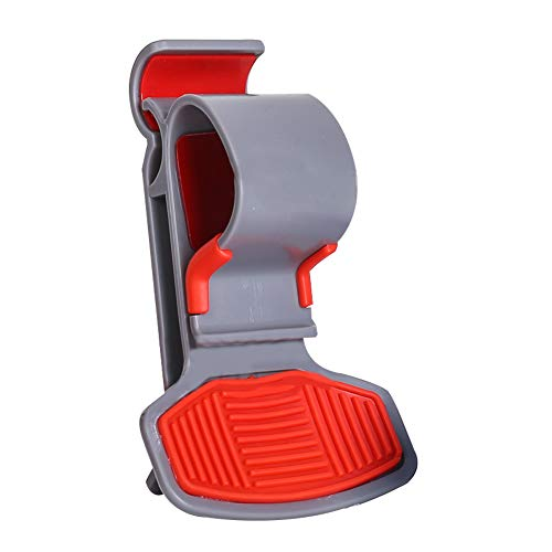 Tukan Auto Armaturenbrett Handyhalter, Universal Auto Dashboard-Halterung Mobiltelefon Halterung für GPS - Grau Gps-dashboard