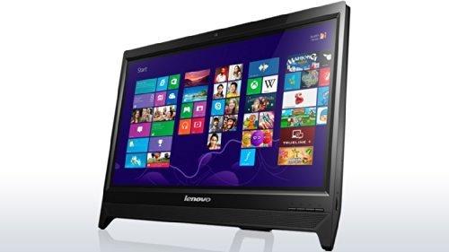Lenovo C260 57328206 19.5-inch All-in-one Desktop (Celeron_J1800/2GB/500GB/Win 8.1/Integrated Graphics), Black