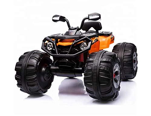 Quad ATV Infantil eléctrico Potencia de 24V, 1 Plaza, 2 Marchas Coche eléctrico para niños