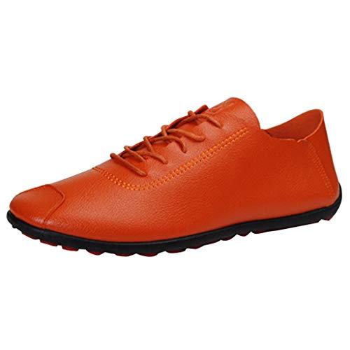 Laufschuh Outdoorschuhe Schuhe Baby Slipper Für Damen Sneaker Farbe Sportschuhe Gymnastik Oktoberfest Rot Herren Cross Braun Hwtop Elegant (Gelb)