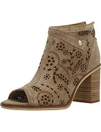 Sandalias y Chanclas para Mujer, Color marrón, Marca ALPE, Modelo Sandalias Y Chanclas