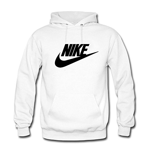 Margaretlowe Classic Nike Women's Hooded Sweatshirts (Tee Logo Classic Nike)