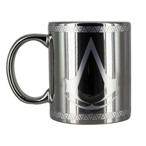 Assassin \'s Creed Tasse, Chrom, Multi, 8x 8x 10cm