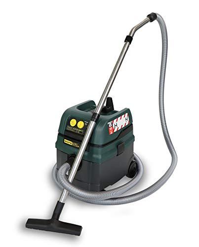 enviro Dust Killer 1430 H + Asbestsauger/Industriesauger/Staubsauger für Baustelle, in der Industrie und Werkstatt - 25 Liter Behältervolumen