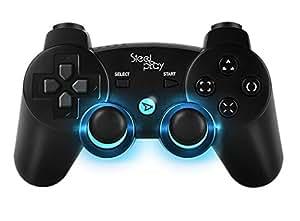 Manette Bluetooth Pro Light Pad pour PS3
