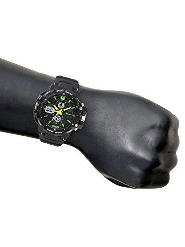 Xergy Analogue-Digital Multicolor Dial Men's & Boy's Watch (8219-4)